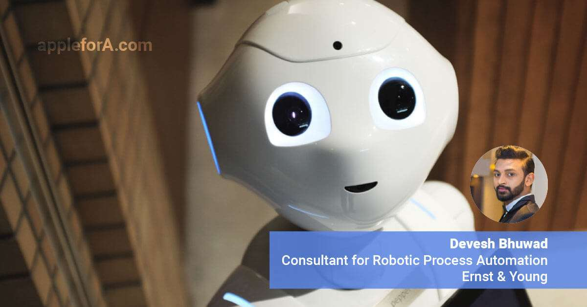 Consultant Robotic Process Automation Devesh career story