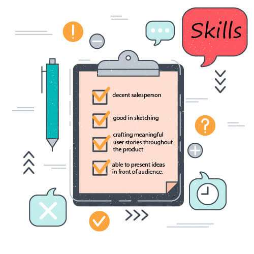 Skills required to become a UI UX designer