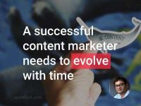 A Content Marketer creates complete content strategies for businesses