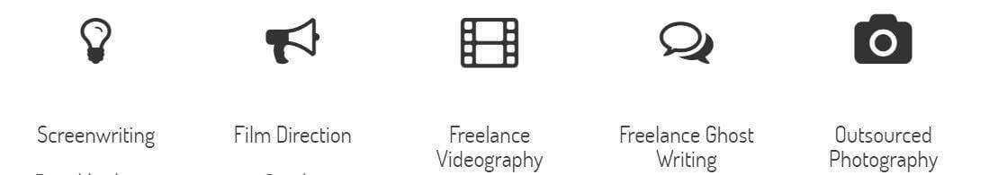 expertise filmmaker